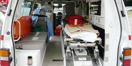 Ασθενοφόρα & Εξοπλισμός