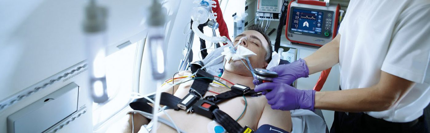 Επαναπατρισμός Ασθενών - Επείγουσες Διακομιδές
